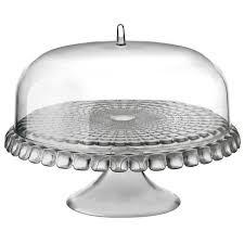 <b>Тортовница 36х28х36 см</b> серая <b>Tiffany</b> Guzzini | Kitchen ...