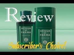 Subscriber's choice Winner | <b>Acqua di Parma Colonia</b> Club - YouTube