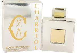 <b>Charriol Royal Platinum</b> Cologne by Charriol | FragranceX.com