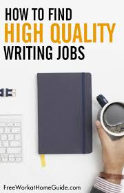 how to high quality writing jobs on about com work from home yes lance writers can high quality writing jobs on about