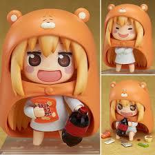"""<b>Anime Himouto Umaru</b>-<b>chan</b> Doma Umaru <b>10cm</b>/4"""" Nendoroid PVC ..."""