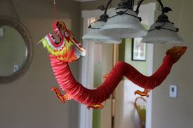 New Year Craft Ideas Accessories And Furniture Amazing Chinese New Year Hanging Dragon