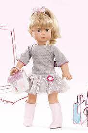 Немецкие игровые куклы Готц