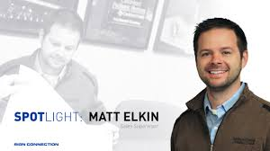 news sign connection spotlight series matt elkin s supervisor