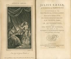 shakespeare s r s politics and ethics in julius caesar and image of julius caesar
