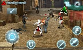 Assassin's Creed Altair Chronicles (Apk+SD Data) 102MB Android game APK