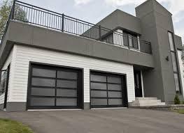 Image result for modern garage door glass