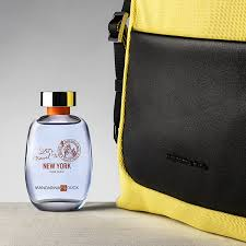 <b>Let's travel to New</b> York Man | Mandarina Duck Fragrances