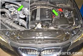 bmw e60 5 series heater valve testing and replacement pelican large image