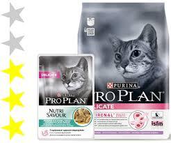 Корм для кошек <b>Pro Plan</b>: отзывы, разбор состава, цена ...