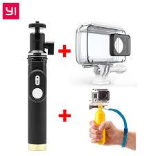 <b>YI</b> оригинальные <b>аксессуары</b> SelfieStick Bluetooth пульт ...