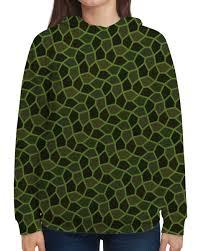 """Толстовка с полной запечаткой """"Gator"""" #2724163 от Soluvel - <b>Printio</b>"""