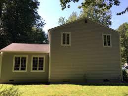 exterior house painting radisson ny syracuse ny house sherwin williams woodscapes color cape cod gray bm