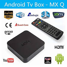Erocket 83536 MXQ TV Box with WIFI Airplay Miracast 3D: Amazon ...