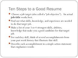 image titled write resume objectives step 2 objective to write in write resume what to say in a resume objective