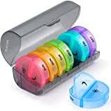 Apex Detach N Go <b>7</b>-<b>Day Plus Cutter</b> Pill Organizer - 1 Ea: Amazon ...