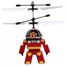 Купить <b>Радиоуправляемая</b> летающая игрушка вертолет RoboCar ...
