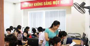 Khóa học kế toán thực hành thực tế ở Thanh Hóa