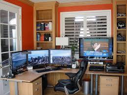 designs 6 home office setup save money winter bills 6 amazing office desk setup ideas 5