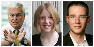 Dr. Theo Zwanziger, Katharina Kroll, <b>Dominic Frohn</b> - preistraeger_kn_2009