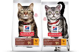 Hill's Hairball Control & Indoor <b>Cat</b> Food | <b>Hill's Science Plan</b>