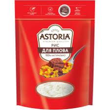 Крупа <b>Astoria рис</b> белый круглозерный шлифованный для <b>плова</b> ...