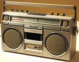 Image result for magnavox boom box