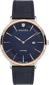 <b>Мужские</b> швейцарские наручные <b>часы Wainer</b> WA.11411-B ...
