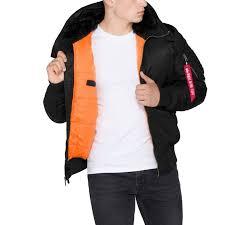 <b>Куртка мужская</b> Alpha Industries МA-1 <b>HOODED</b>
