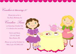 kids birthday party invitations ideas wedding invitation birthday party invitations templates