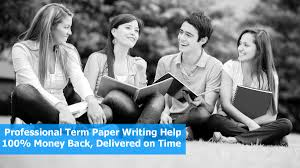 writing a term paper 100% original essay cafe writing a term paper