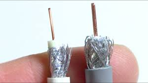 The difference between <b>RG59</b> & <b>RG6 coax</b> cables - YouTube