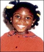 1973 - landmark case of Maria Colwell, seven. 1984 - Tyra Henry, 22 months, dies with 50 bite marks. 1984 - Jasmine Beckford, four, starved and beaten by ... - _38604345_climbie150