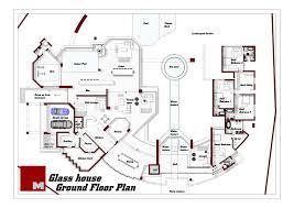 AECCafe  ArchShowcaseGround floor plan