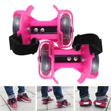 3 Colors <b>Colorful Flashing Roller</b> Whirlwind Pulley Flash Wheels ...