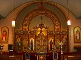 Image result for st cyril and methodius iconostasis