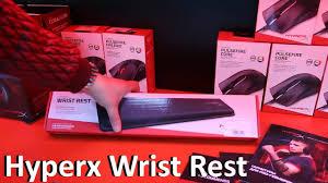 <b>Подставка</b> эргономическая под <b>запястья</b> HyperX Wrist Rest (HX ...