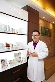 person of the month dr kim sam of samskin plastic surgery d ps doctors are venturing into the ever growing cosmetics market most large dermatologist chains have their own skin care brand one plastic surgeon stands out