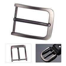 <b>4cm Rectangular</b> Alloy Pin Single Prong Clip Buckle for Men DIY ...