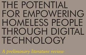 Lemos amp Crane   The potential for empowering homeless people through     Lemos Crane The potential for empowering homeless people through digital technology  a preliminary literature review