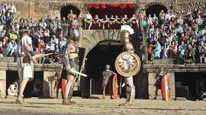 Resultado de imagem para gladiadores romanos