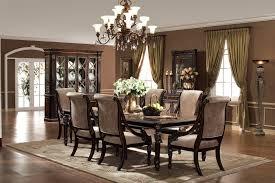 formal dining room designs