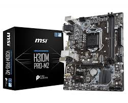 H310M PRO-M2 | Motherboard - The world leader in motherboard ...