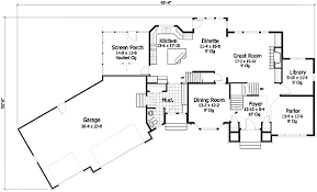 Angled Garage   RK   nd Floor Master Suite  CAD Available    Floor Plan