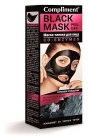 Купить <b>Маска</b>-<b>пленка для лица</b> Compliment глубокое очищение ...