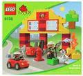 Купить <b>Конструктор LEGO DUPLO Мой</b> первый Пожарный ...