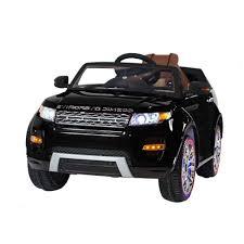 Детский <b>электромобиль Hollicy Range Rover</b> Luxury Black 12V ...