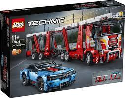 <b>Конструктор LEGO Technic</b> 42098 <b>Автовоз</b>