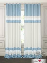 Классические шторы joann цвет: бежево-голубой <b>томдом</b> из ...