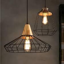 loft style wood droplight edison pendant light fixtures vintage industrial lighting for dining room antique hanging antique industrial lighting fixtures